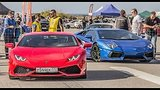 видео 1 мин. 17 сек. Lamborghini Aventador vs Lamborghini Huracan раздел: Авто, мото добавлено: 12 июня 2015