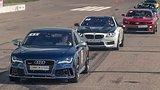 видео 2 мин. 9 сек. Audi RS7 vs Nissan GT-R R35 vs Audi R8 V10 раздел: Авто, мото добавлено: 12 июня 2015