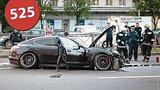 видео 10 мин. 13 сек. Car Crash Compilation # 525 - June 2015 раздел: Аварии, катастрофы, драки добавлено: 12 июня 2015