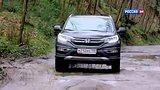 видео 9 мин. 43 сек. Тест-драйв Honda CR-V facelift 2015 // АвтоВести 206 раздел: Авто, мото добавлено: 12 июня 2015