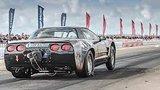 видео 2 мин. 35 сек. Fastest RWD car in CIS — Chevrolet Corvette C5 Turbo — 8.625 sec. on 1/4 mile раздел: Авто, мото добавлено: 12 июня 2015