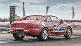 видео 2 мин. 3 сек. Toyota MR2 — 1/4 mile in 9 sec. раздел: Авто, мото добавлено: 12 июня 2015