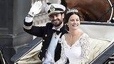 видео 1 мин. 1 сек. Свадьба в Стокгольме: сын короля Швеции женился на Золушке раздел: Новости, политика добавлено: 13 июня 2015