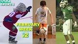 видео 1 мин. 20 сек. Лучшие спортивные ролики 2016 - Февраль Неделя 2 (трейлер) раздел: Спорт добавлено: 17 февраля 2016