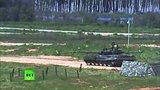 видео 1 мин. 51 сек. Второй день Международного форума «Армия-2015» раздел: Новости, политика добавлено: 17 июня 2015