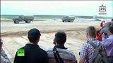 видео 191 мин. 26 сек. Показательные полеты пилотажных групп «Стрижи», «Витязи» и «Беркуты» в рамках форума «Армия 2015» раздел: Новости, политика добавлено: 19 июня 2015