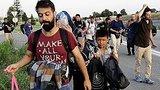 видео 1 мин. 6 сек. Венгрия отказалась принимать беженцев