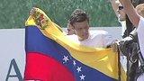 видео 56 сек. Венесуэла: лидер оппозиции прекратил голодовку после назначения даты выборов раздел: Новости, политика добавлено: 24 июня 2015