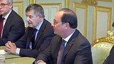 видео 56 сек. Посол США вызвана в МИД Франции в связи со скандалом о прослушке французских президентов раздел: Новости, политика добавлено: 24 июня 2015