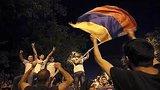 видео 1 мин. 3 сек. Армения: протесты охватывают всё больше городов раздел: Новости, политика добавлено: 25 июня 2015
