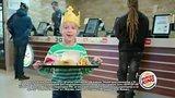 видео 10 сек. Реклама Бургер Кинг 2017 - 9 штук наггетсов всего 69 рублей раздел: Рекламные ролики добавлено: 23 января 2017