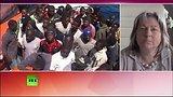 видео 1 мин. 16 сек. Мэр Кале о миграционном кризисе: ЕС показывает отсталый подход к этой проблеме раздел: Новости, политика добавлено: 28 июня 2015