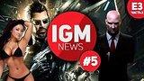 видео 12 мин. 26 сек. Итоги E3 2015 #2 - Лучшие игры Square Enix раздел: Игры добавлено: 28 июня 2015