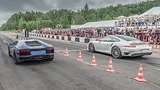 видео 1 мин. 53 сек. Porsche 911 Turbo vs Lamborghini Aventador vs Mercedes C63 AMG раздел: Авто, мото добавлено: 2 июля 2015