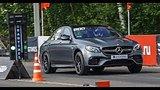 видео 1 мин. 42 сек. 2017 Mercedes-AMG E63 S vs 750 HP Audi RS7 vs 750 HP BMW M6 раздел: Авто, мото добавлено: 3 июля 2017