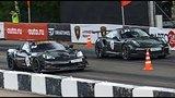 видео 1 мин. 40 сек. Porsche GT3 RS vs Corvette Z06 vs SLS AMG раздел: Авто, мото добавлено: 6 июля 2017