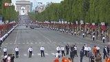 видео 185 мин. 38 сек. Парад в честь Национального дня Франции  Parade of the National Day of France. LIVE STREAM раздел: Новости, политика добавлено: 14 июля 2017