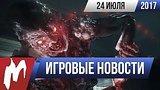 видео  Игромания! Игровые новости, 24 июля (Ведьмак, Half-Life 3, Бэтмен, The Wolf Among Us) раздел: Игры добавлено: 25 июля 2017