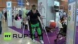 видео 45 сек. Российский стартап продемонстрировал экзоскелет для реабилитации на выставке Innorobo во Франции раздел: Новости, политика добавлено: 3 июля 2015