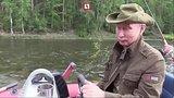 видео 1 мин. 59 сек. Отдых Путина в Туве. Полная версия раздел: Новости, политика добавлено: 6 августа 2017