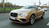 видео 13 мин. 1 сек. Наши тесты. Вып.889. Bentley Continental GT раздел: Авто, мото добавлено: 20 сентября 2017