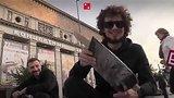 видео 1 мин. 42 сек. Техно на ведрах и трубах играют музыканты в Москве раздел: Новости, политика добавлено: 21 сентября 2017