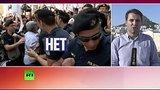 видео 1 мин. 10 сек. В Греции завершился всенародный референдум раздел: Новости, политика добавлено: 6 июля 2015