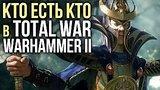 видео 6 мин. 12 сек. Кто есть кто в Total War: WARHAMMER II? раздел: Игры добавлено: 29 сентября 2017