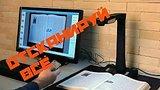 видео 3 мин. 48 сек. Документ-сканер Doko BS16: проекционная модель с возможностями документ-камеры раздел: Технологии, наука добавлено: 23 ноября 2017