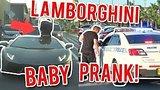 видео 6 мин. 41 сек. Lamborghini детские розыгрыш! раздел: Юмор, развлечения добавлено: 28 ноября 2017