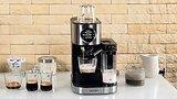 видео 3 мин. 33 сек. Обзор рожковой кофеварки Kitfort KT-703 с полуавтоматическим приготовлением капучино и латте раздел: Технологии, наука добавлено: 7 декабря 2017