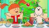 видео 14 мин. 28 сек. Жила-была Царевна - С новым годом! и другие серии подряд 2017 раздел: Семья, дом, дети добавлено: 13 декабря 2017