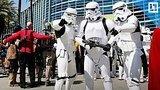 видео 42 мин. 45 сек. Самые отвязные фанаты «Звёздных войн» на закрытом показе раздел: Новости, политика добавлено: сегодня 14 декабря 2017