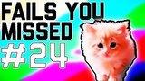 видео 10 мин. 26 сек. Не Вы Пропустили #24: Опасные Животные (Январь 2018) Пожар раздел: Юмор, развлечения добавлено: 7 января 2018