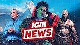 видео 6 мин. 47 сек. IGM News — взлом Nintendo Switch и геймплей God of War раздел: Игры добавлено: 8 января 2018