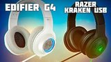 видео 7 мин. 5 сек. Edifier G4 (50$) vs Razer Kraken (80$) ? раздел: Технологии, наука добавлено: 13 января 2018