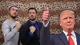 видео 10 мин. 3 сек. +100500 - Дональд Трамп в Переходе раздел: Юмор, развлечения добавлено: 10 февраля 2018