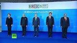 видео 2 мин. 27 сек. Владимир Путин подвел итоги саммитов БРИКС и ШОС раздел: Новости, политика добавлено: 11 июля 2015
