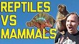 видео 4 мин. 47 сек. Пожар Против: Рептилии Против. Млекопитающие (Февраль 2018) Пожар раздел: Юмор, развлечения добавлено: 12 февраля 2018