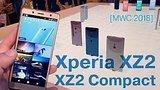 видео 5 мин. 1 сек. Щупаем Sony Xperia XZ2 и XZ2 Compact раздел: Технологии, наука добавлено: 26 февраля 2018