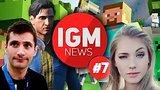 видео 8 мин. 20 сек. IGM NEWS #7 - Новая игра Дина Холла раздел: Игры добавлено: 11 июля 2015