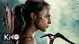 видео 11 сек. Tomb Raider: Лара Крофт | Третий ТВ-ролик раздел: Кино, ТВ, телешоу добавлено: 9 марта 2018