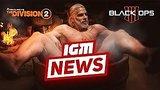 видео  IGM News: Порно по «Ведьмаку» и Call of Duty Black Ops IIII раздел: Игры добавлено: 12 марта 2018