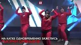 видео 1 мин. 56 сек. Флешмоб Putin Team раздел: Новости, политика добавлено: 12 марта 2018