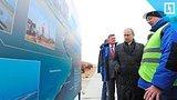 видео 21 мин. 21 сек. Путин проверяет Крымский мост раздел: Новости, политика добавлено: 14 марта 2018