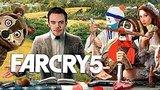 видео 8 мин. 53 сек. Деревня дураков: Обзор на Far Cry 5 раздел: Игры добавлено: 5 апреля 2018