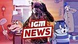 видео 6 мин. 53 сек. IGM News: ожившая DayZ и Hotline Простоквашино раздел: Игры добавлено: 9 апреля 2018