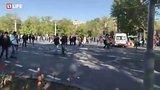 видео  Митинг перерос в столкновения с полицией раздел: Новости, политика добавлено: 16 апреля 2018