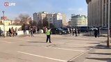 видео 31 мин. 49 сек. Эвакуация спорткомплекса Олимпийский раздел: Новости, политика добавлено: 24 апреля 2018