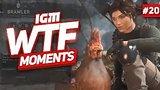 видео 5 мин. 46 сек. IGM WTF Moments #20 раздел: Игры добавлено: 6 мая 2018